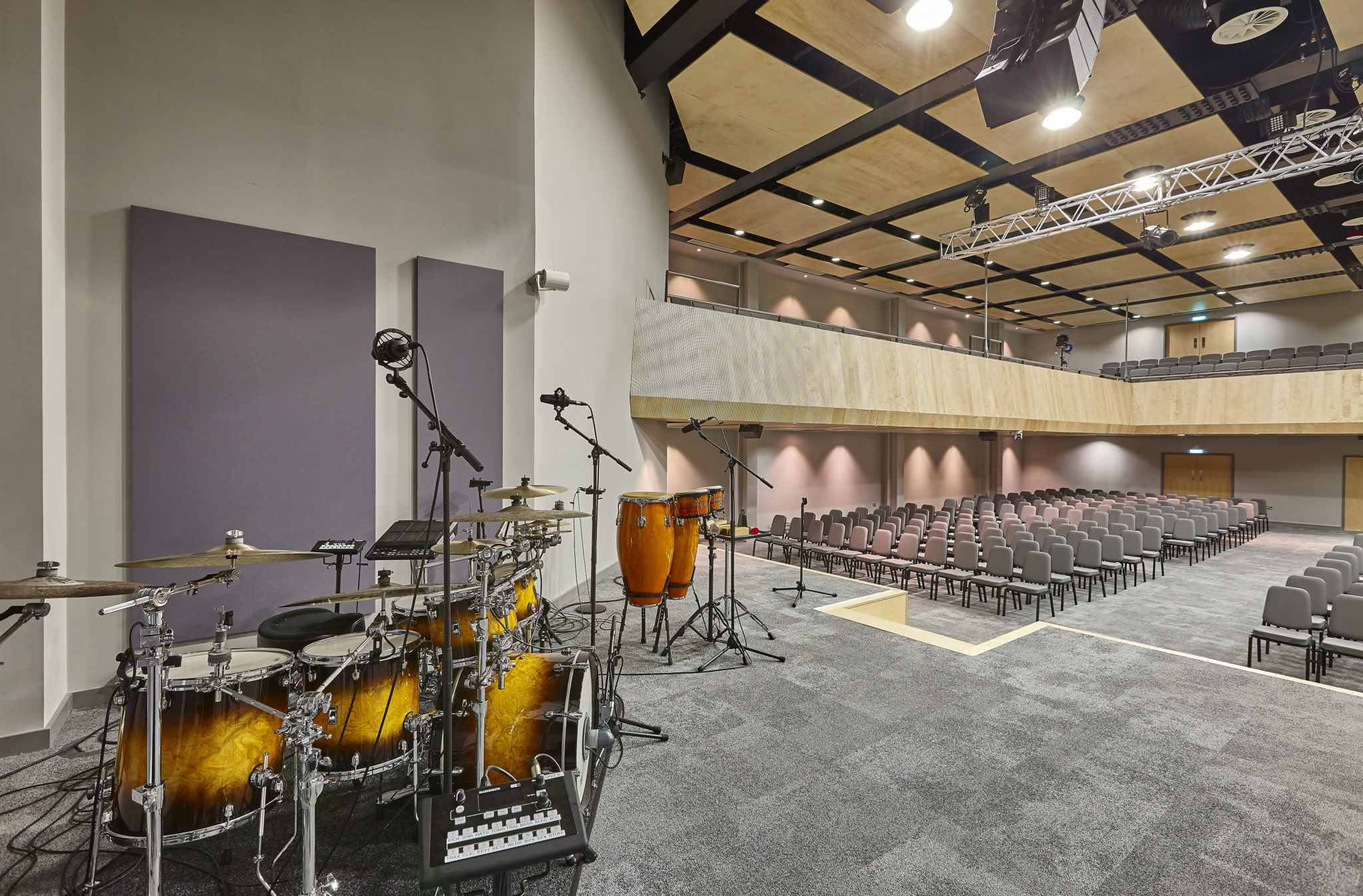 fabric wrapped acoustic panels